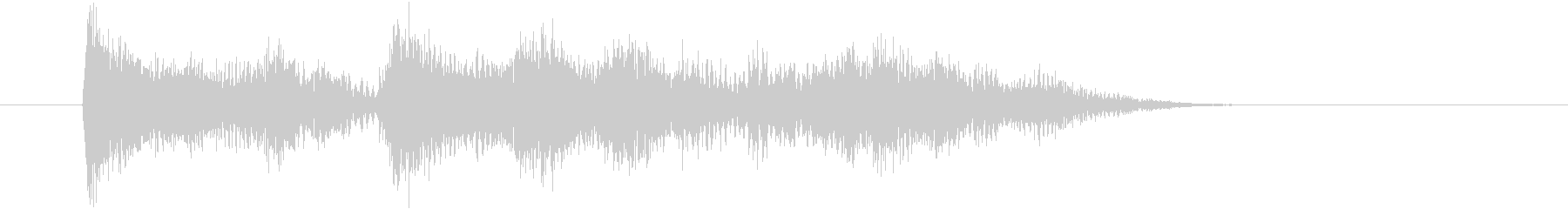 Please abort the work's unreproduced waveform