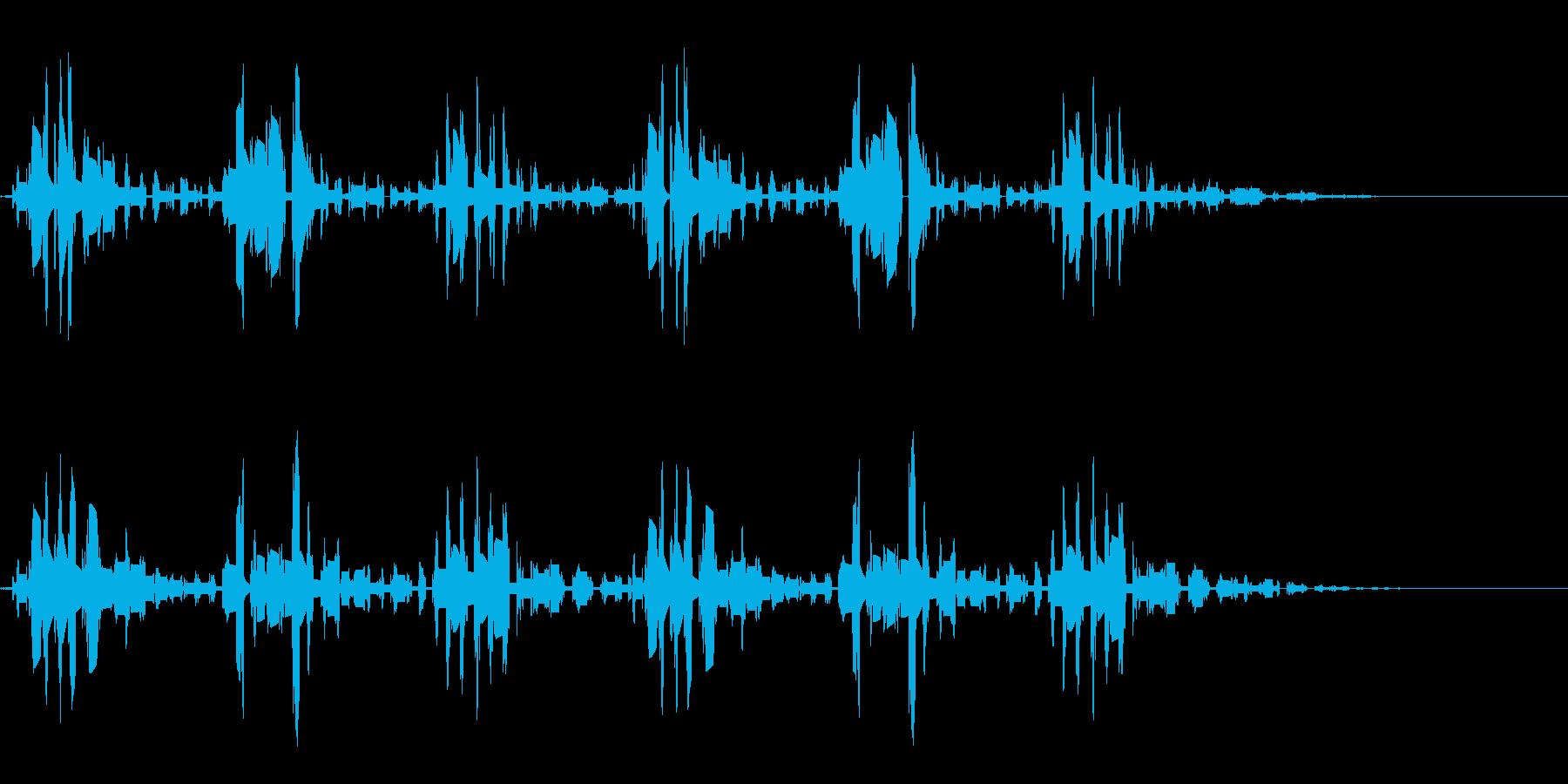 SF_typeAの再生済みの波形