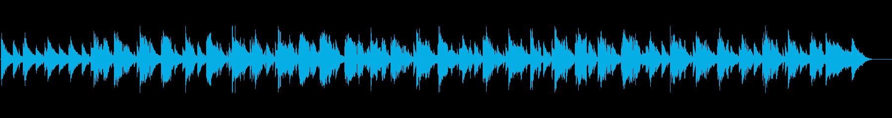 思い出と静かなプロポーズ/ジャズバラードの再生済みの波形