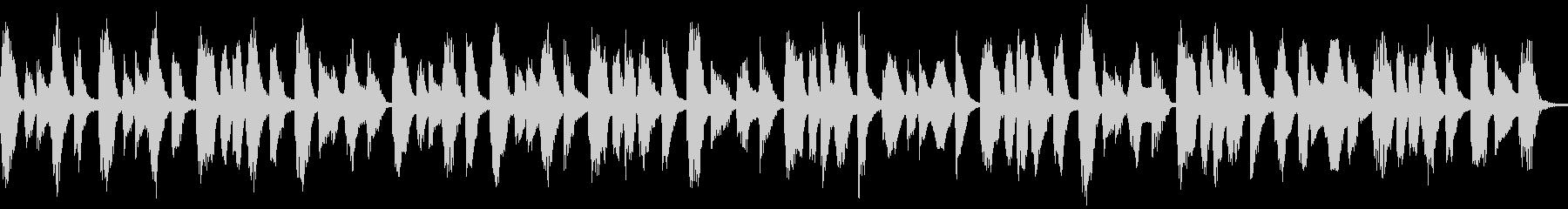 シンプルでメロディーのある、ポジテ...の未再生の波形