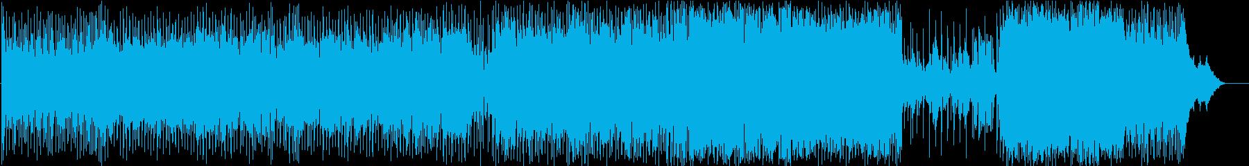 キューポラの再生済みの波形