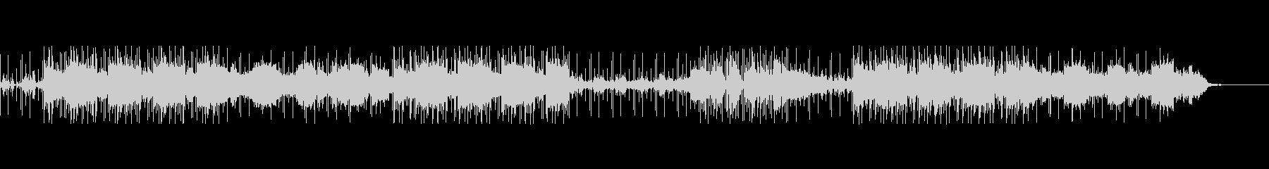 16ビートピアノポップス春そよ風メロなしの未再生の波形