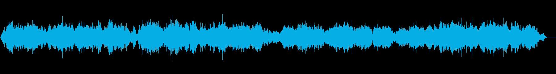 スモールスタジオオーディエンス:怒...の再生済みの波形