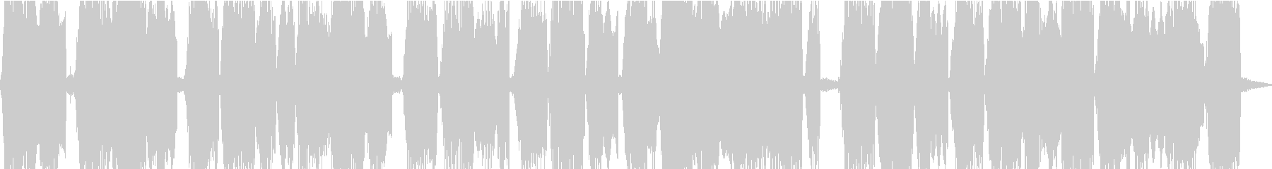 【15秒】昭和ノスタルジー/TVCM用の未再生の波形