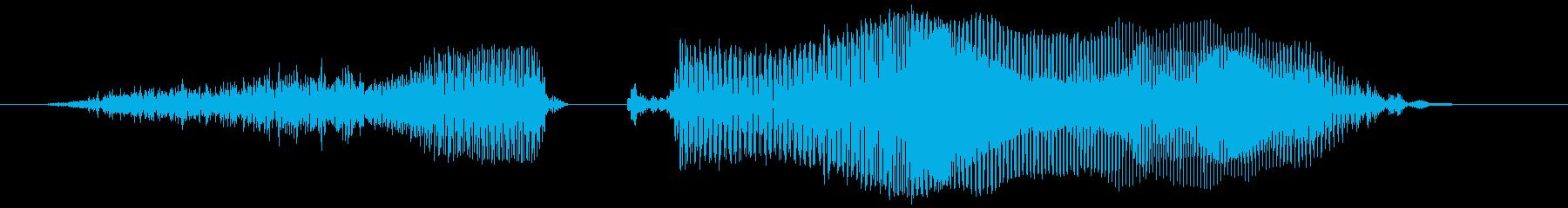 すごい!2【ロリキャラの褒めボイス】の再生済みの波形