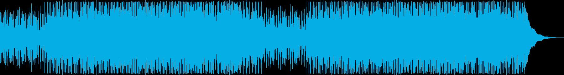 疾走感のあるアコギとピアノのポップロックの再生済みの波形