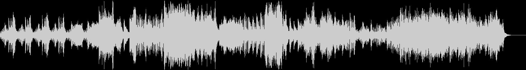 ピアノ協奏曲第21番第3楽章モーツァルトの未再生の波形