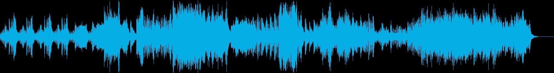 ピアノ協奏曲第21番第3楽章モーツァルトの再生済みの波形