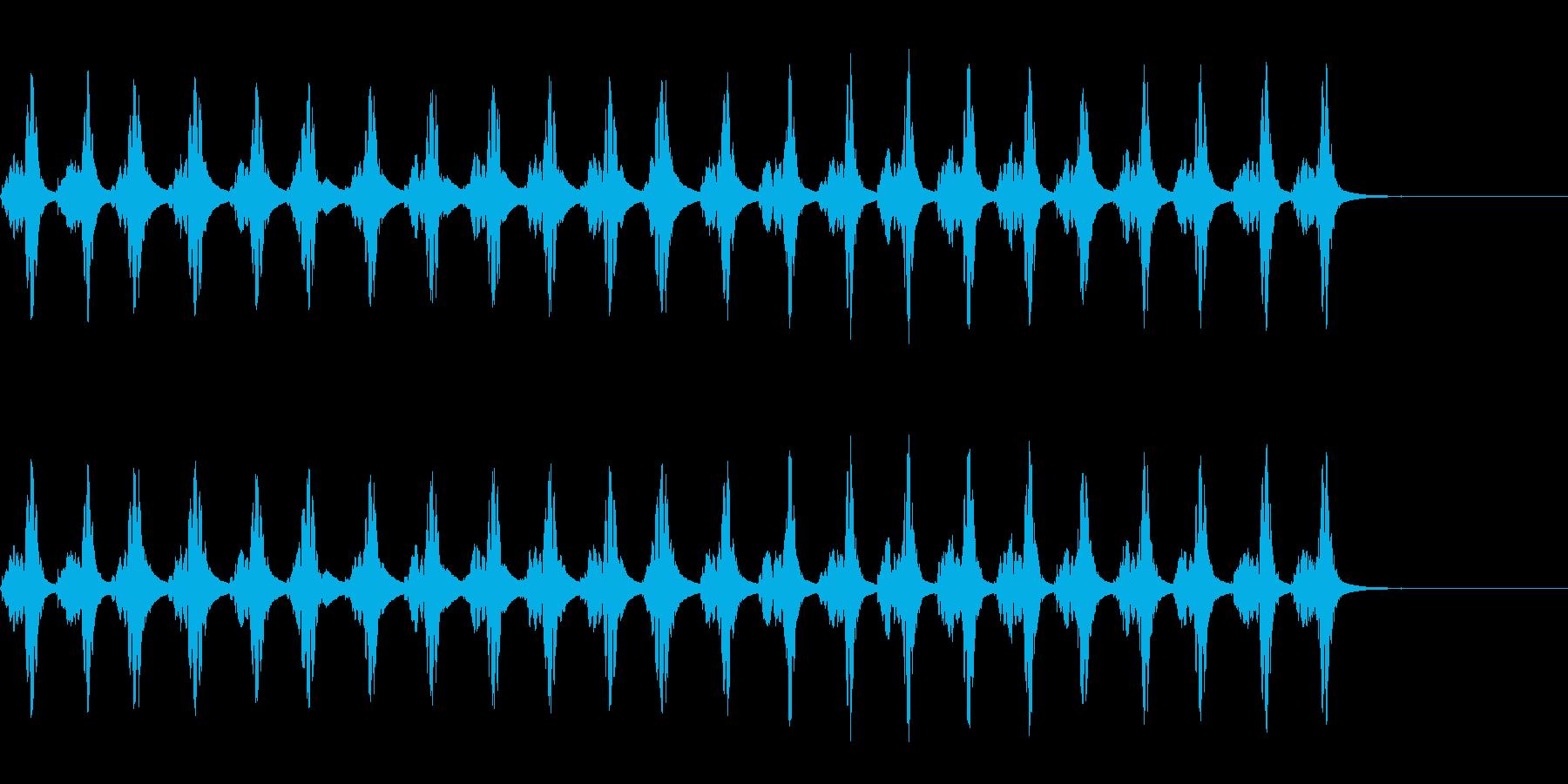 KANTピヨピヨ自主規制音7longの再生済みの波形