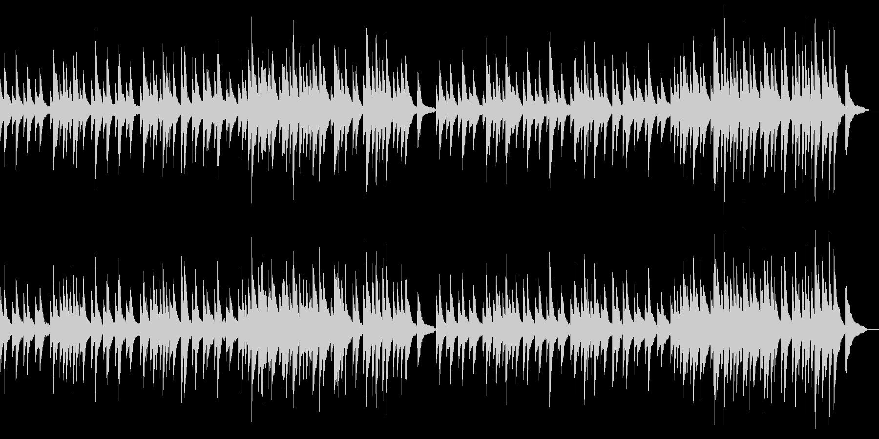 サティ ジムノペディ 1番の未再生の波形