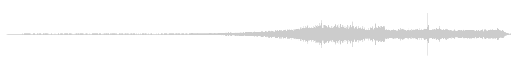 クライスラーパッセンジャーヴァン:...の未再生の波形
