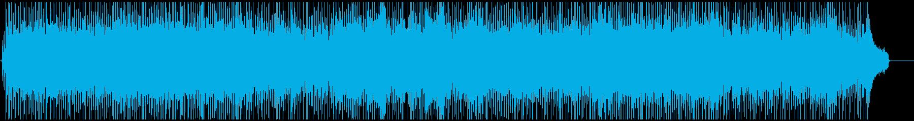 使いやすい!ポップな和風BGM 5 の再生済みの波形