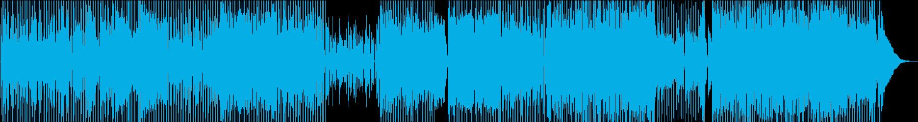 ATO NO MATSURIの再生済みの波形