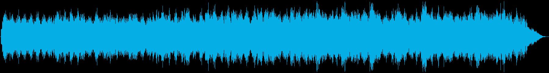 ドラム無 ドリーミーで少し切ないポストロの再生済みの波形