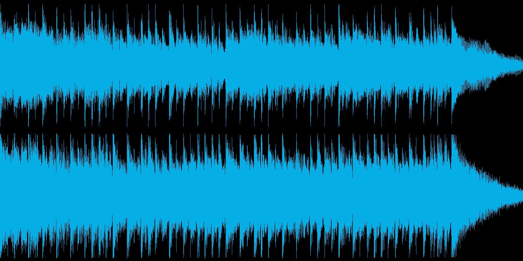 オルタナティブポップインスト。明る...の再生済みの波形