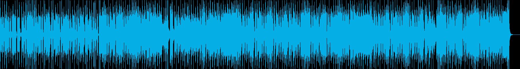 期待を感じさせるリズムポップロックの再生済みの波形