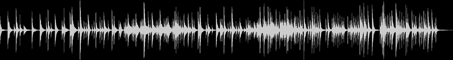 洋楽ピアノ 感動映像 CM ヒーリングの未再生の波形