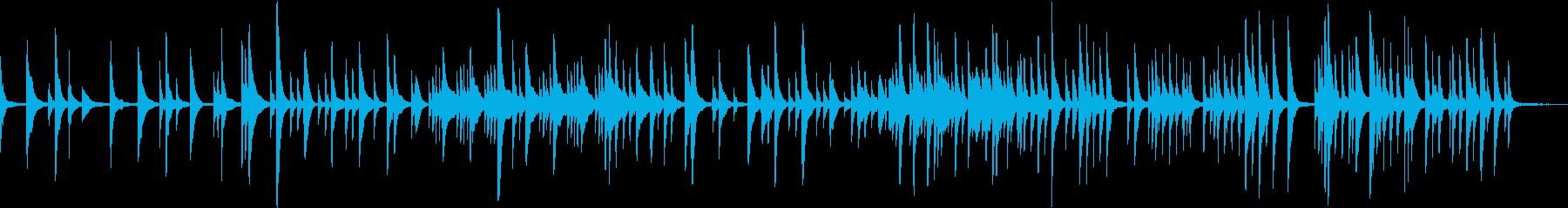 洋楽ピアノ 感動映像 CM ヒーリングの再生済みの波形
