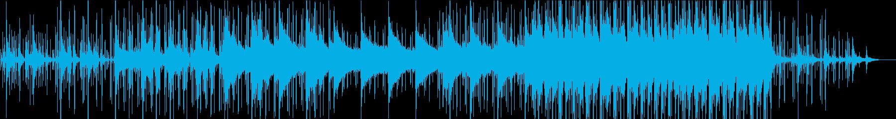 【和風】神秘的なlofi hiphopの再生済みの波形
