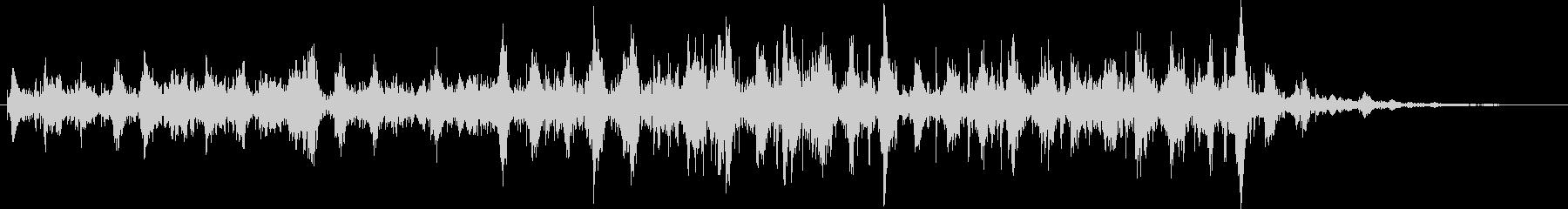 ブクブク…(液体・ドロドロイメージ)の未再生の波形