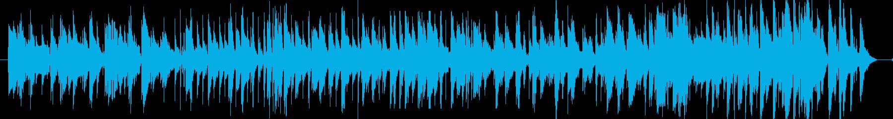 ムーディな雰囲気漂う大人のジャズの再生済みの波形