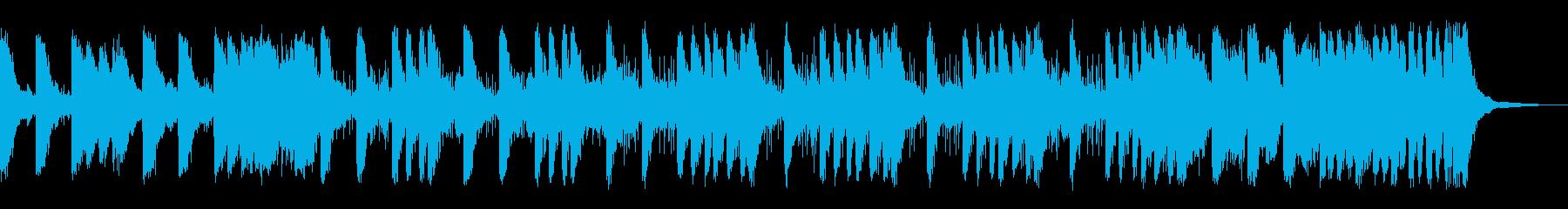 代替ミックス駆動、追求、決定の再生済みの波形
