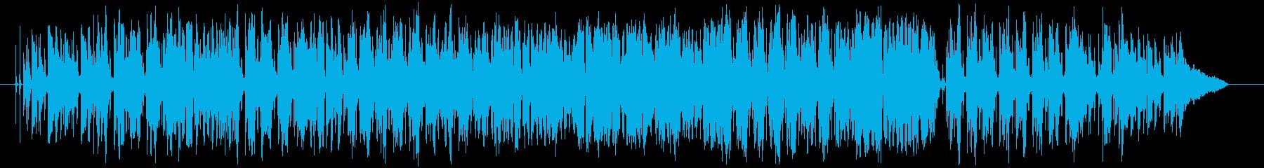 「こそだてぽけっと」のテーマソング応募…の再生済みの波形