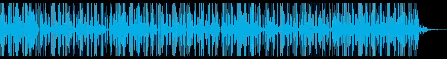 ヒップホップインスト クラッシックスの再生済みの波形