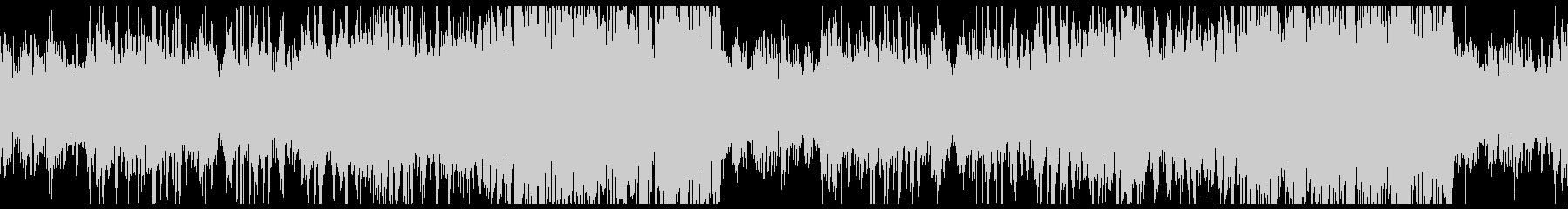 FF・ピアノニューコンテニューループの未再生の波形
