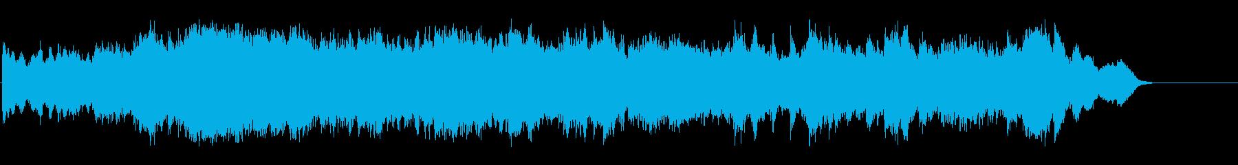 現代の竹取物語風な幻想的環境/ポップの再生済みの波形