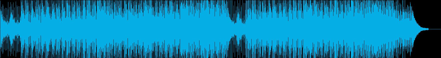 元気ありわくわくするの再生済みの波形