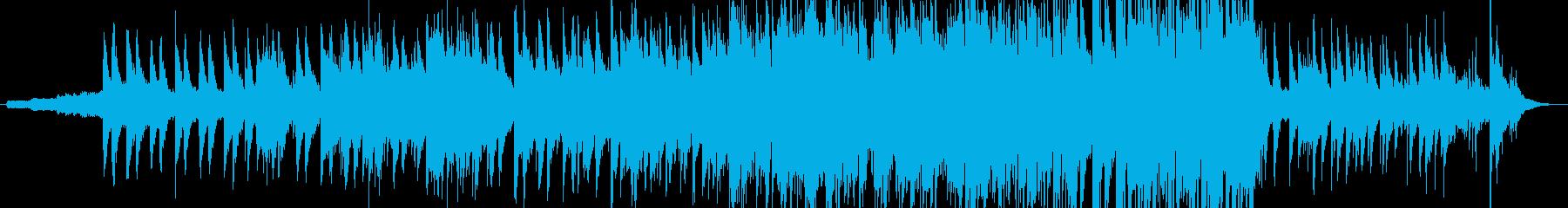 【生演奏】暖かくも切ないピアノバラードの再生済みの波形