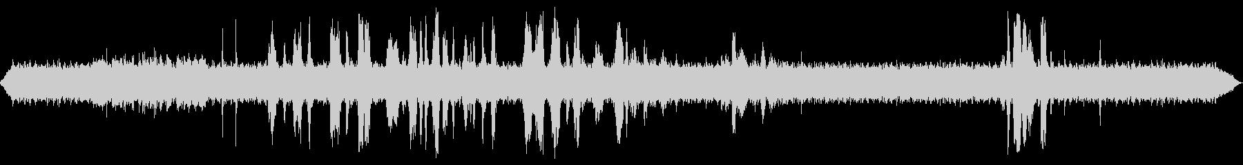 INT:IDLE、RADIO CH...の未再生の波形