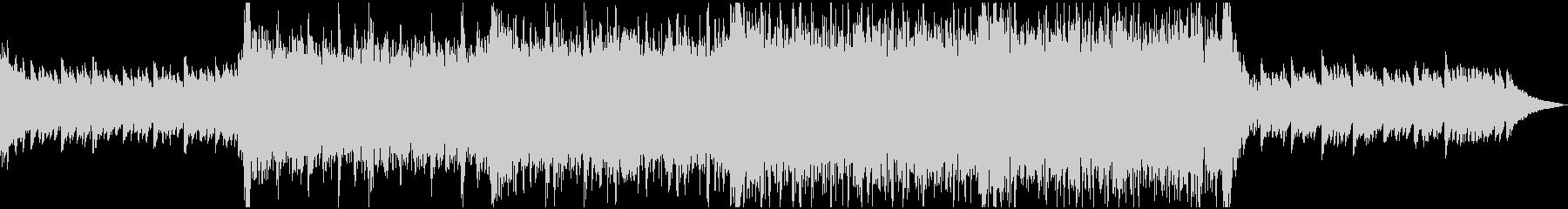 現代的 交響曲 クラシック プログ...の未再生の波形