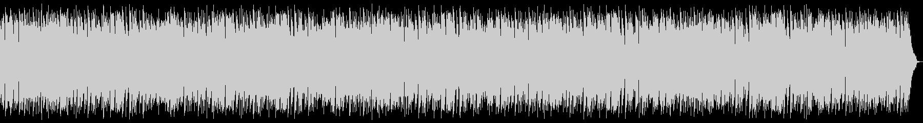 日常系BGM延々ループ3分バージョンの未再生の波形