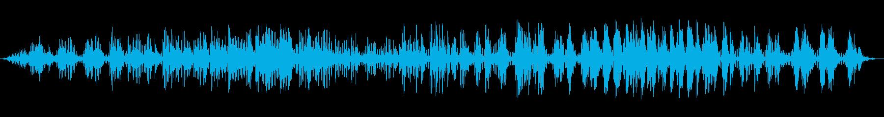 短いうがい;ヴィンテージ録音;食べ...の再生済みの波形