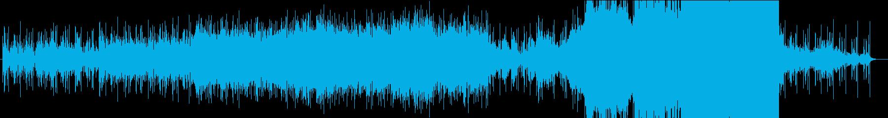 コールド・ダウンテンポーの再生済みの波形