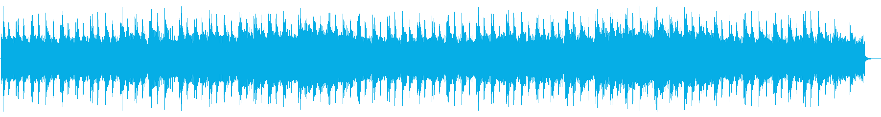 感動的な映像に合うピアノとストリングスの再生済みの波形