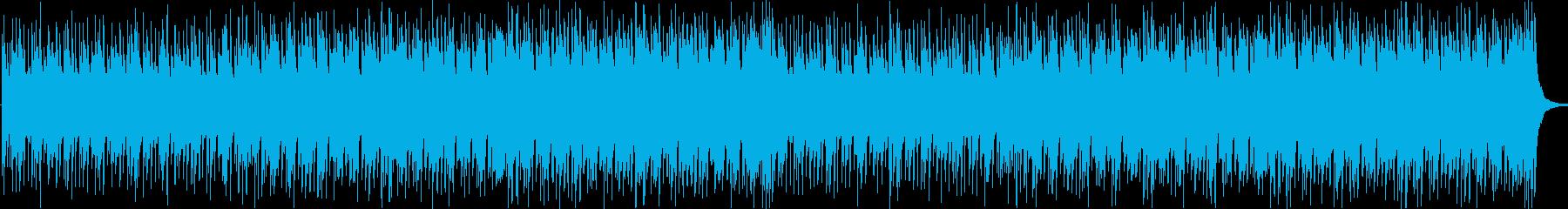 軽快爽やか楽しい夏ハワイレゲエラテン曲bの再生済みの波形
