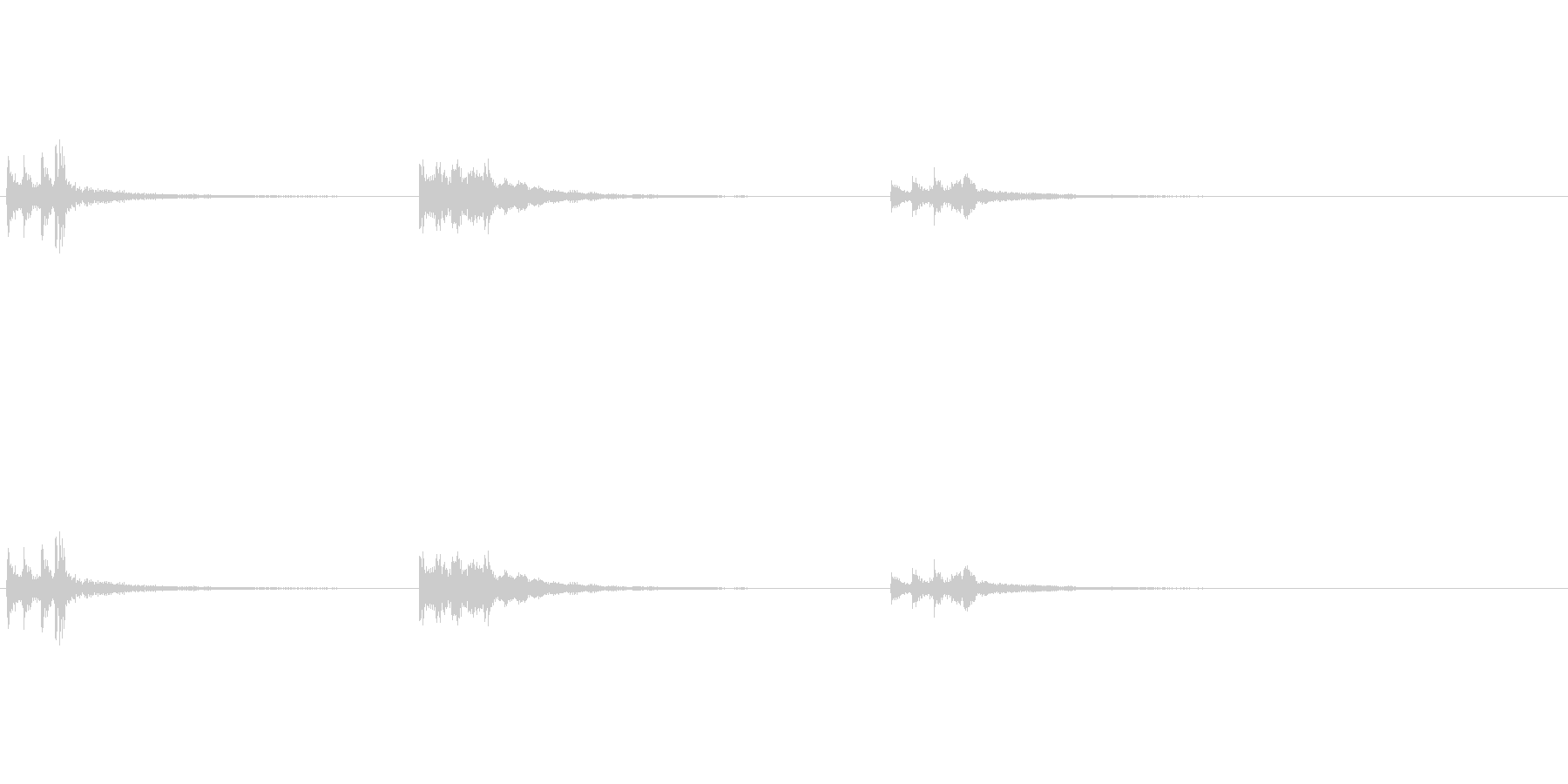 生演奏 琵琶 和風 武士 古典風#22の未再生の波形