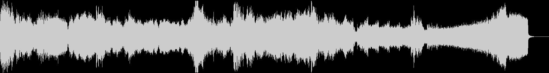 【ダークアンビエント】 悪夢の目覚めの未再生の波形