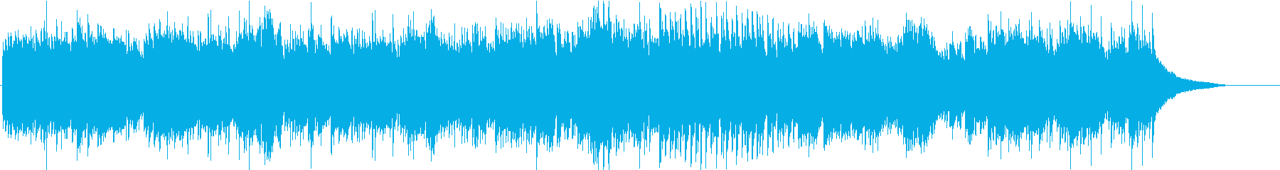 Healing CM and VP with piano healing's reproduced waveform