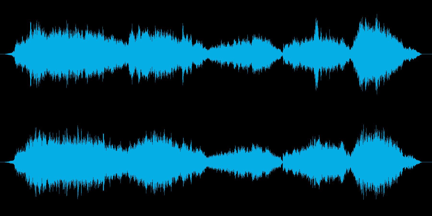 ポケモン風オーケストラ 感動 全米が涙しの再生済みの波形