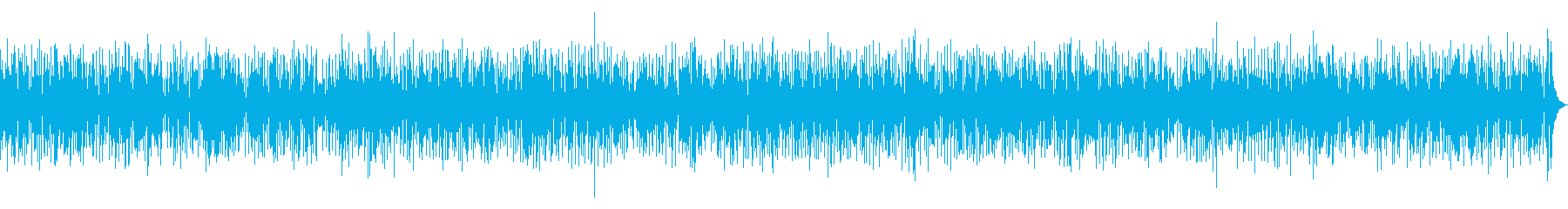 ヨーロッパ風な哀愁アコーディオンジャズの再生済みの波形
