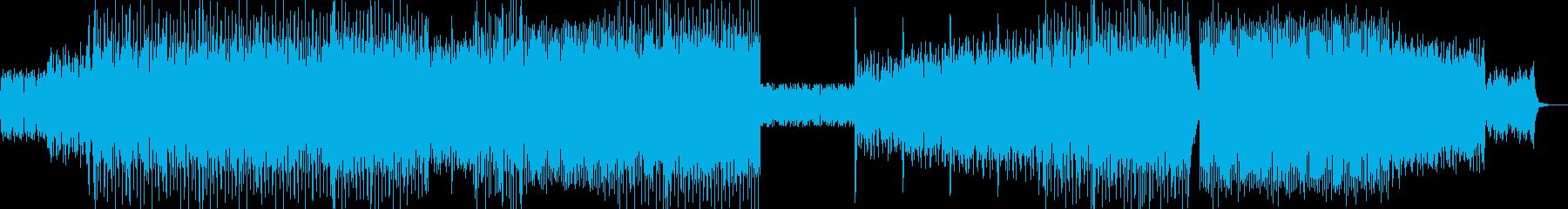 【変拍子】急いで謎をとかなくちゃ!の再生済みの波形