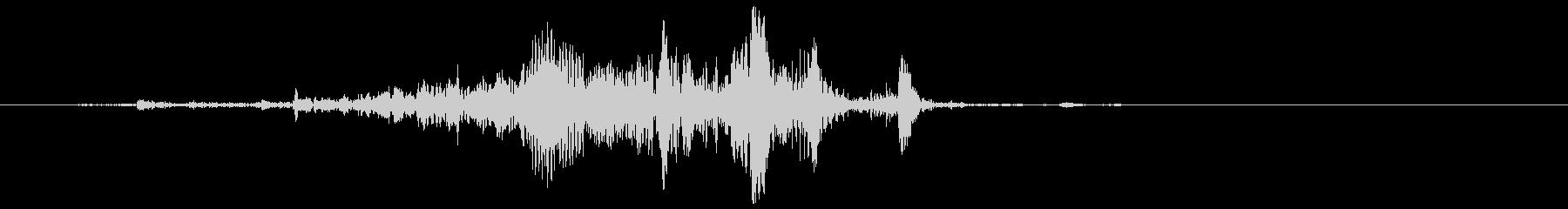 ラージゴールドコインポーチ:ムーブ...の未再生の波形