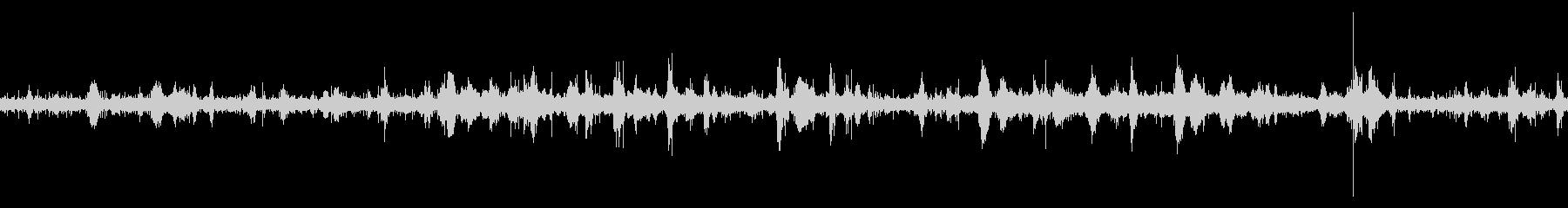 大浜海岸の波の音 8 【徳島】ループの未再生の波形