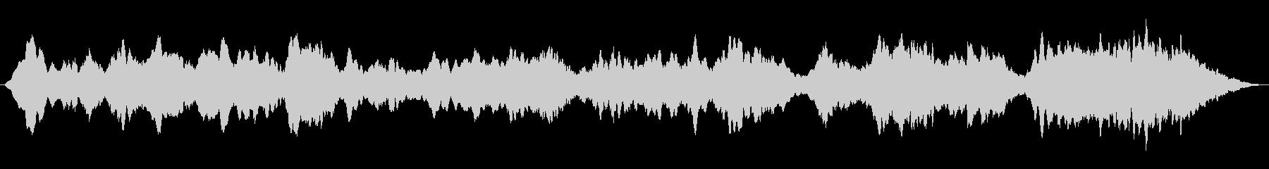 パッド びまん性のアジア文字列ハイ01の未再生の波形