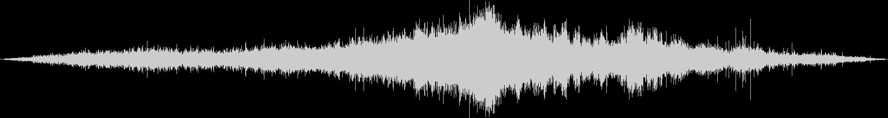 ジェットスキー:1100 Cc:E...の未再生の波形