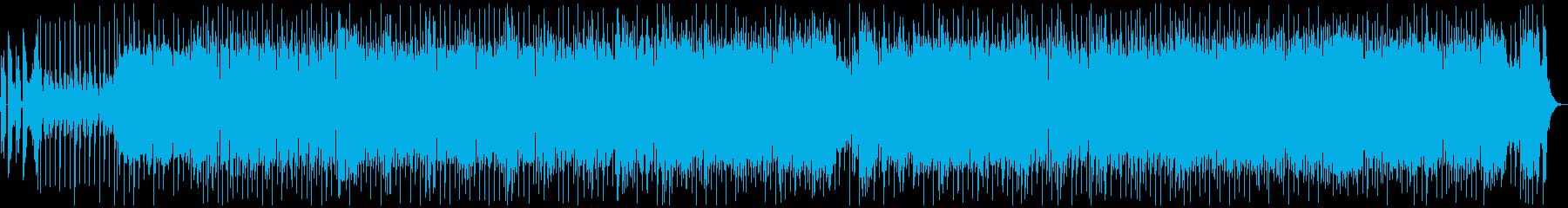 OP風、躍動感、ロック、勢い、EGメロの再生済みの波形